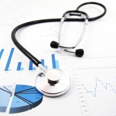 medical data charts